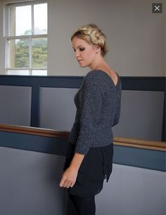 Ravelry: Elin pattern by Kim Hargreaves