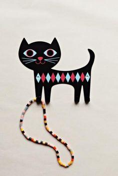 Colgador Cat Diamond