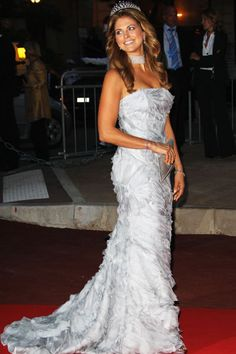 Princess Madeleine of Sweden said to be wearing Valentino on her wedding day - she is bound to look sensational!