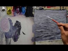 Painting a Seascape Sea State, Make It Yourself, Youtube, Painting, Water, Painting Art, Paintings, Painted Canvas, Youtubers