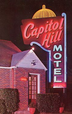 Capitol Hill Motel, Portland OR