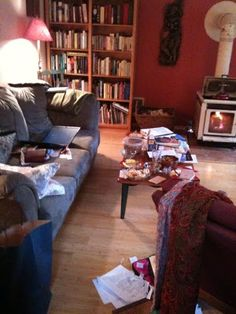 DIY writing retreat, for the writer on a budget
