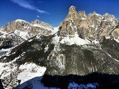 Alta Badia. Südtirol
