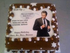 180 Degrees Catering and Confectionery Cake Birthday, Happy Birthday, Suit Up, How I Met Your Mother, Confectionery, A Food, Catering, Bakery, Phone