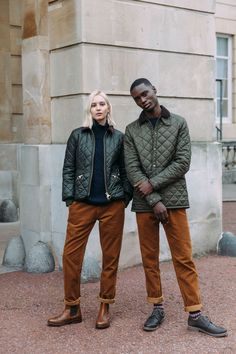 In celebration of our anniversary and five generations of the Barbour Family, we presented our exciting Icons Re-Engineered Collection at London Fashion Week Men's. London Fashion Week Mens, Mens Fashion, Fifth Generation, Fall Jackets, Childrens Shoes, Quilted Jacket, Barbour, Country Chic, British Style