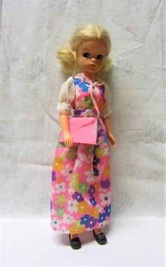 Your place to buy and sell all things handmade Barbie Dress, Barbie Clothes, Medium Length Blonde, Hair Plugs, Fashion Dolls, Fashion Outfits, How To Do Splits, Sindy Doll, Beautiful Blue Eyes