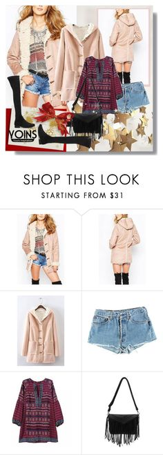 """""""Yoins com 20"""" by ubavka ❤ liked on Polyvore featuring Levi's"""