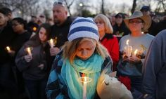 Residents have come together in compassion and grief in the absence of heated rhetoric about religion, terrorism and demonizing the gunman