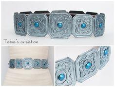 Ciri's Belt Replica by Taisa-Winged.deviantart.com on @DeviantArt