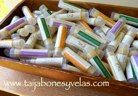 Lip Balms with natural moisturizing and butters...