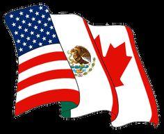 Se firma el Tratado de Libre Comercio de América del Norte (NAFTA) el 7 de octubre de 1992. Entró en vigencia a partir del 1º de enero de 1994.