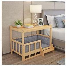 Animal Room, Dog Furniture, Furniture Design, Dog Rooms, Dog Houses, Wood Projects, Furniture Projects, Diy Home Decor, Bedroom Decor