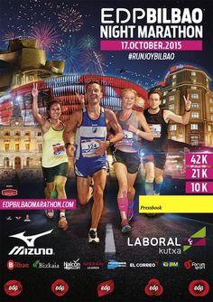 EDP Bilbao Night Marathon - http://www.absolutbilbao.com/edp-bilbao-night-marathon/