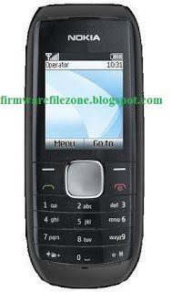 Nokia 1800 (RM-669) Flash File