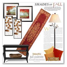"""Fall Home Decor"" by jaycee0220 ❤ liked on Polyvore featuring interior, interiors, interior design, Casa, home decor, interior decorating, Southern Enterprises, H&M, Safavieh e Surya"