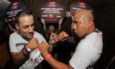 UFC Fight Night – Santana - http://metropolitanafm.uol.com.br/novidades/famosos/ufc-fight-night-santana