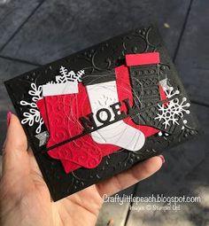 Hang Your Stocking Christmas Card