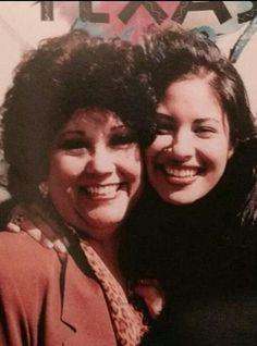 Selena and Chris's mom