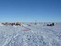 UNDERLYING OCEAN MELTS ICE SHELF, SPEEDS UP GLACIER MOVEMENT.    Warm ocean water, not warm air, is melting the Pine Island Glacier's floating ice shelf in Antarctica and may be the culprit for increased melting of other ice shelves, according to an international team of researchers.  Source:  http://www.sciencedaily.com/releases/2013/09/130912143946.htm