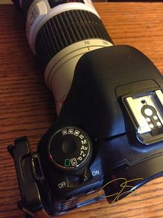 Learning to Use A Digital Camera: The Basics of Camera Modes
