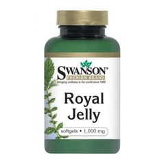 royal jelly ราคาประหยัด ยี่ห้อ Royal Jelly 1,000 mg 100 Sgels