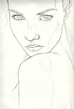 Caras para dibujar