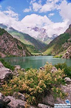 Penjikent, Haftkul - 7 lakes.