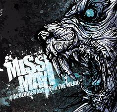 Miss May I   Dan Mumford: Miss May I-Apologies Are For The Weak.