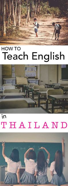 Have you wanted to live and work in Thailand? There are plenty of jobs in Thailand for English speakers! Here's how you can teach English in Thailand. Jobs In Thailand, Thailand Travel Guide, Make Money On Amazon, Make Money Online, How To Make Money, Work Overseas, Travel Jobs, Work Abroad, Online Jobs