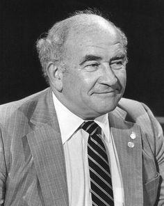 ED ASNER (born Edward Asner on Nov 15, 1929 in Missouri, USA)