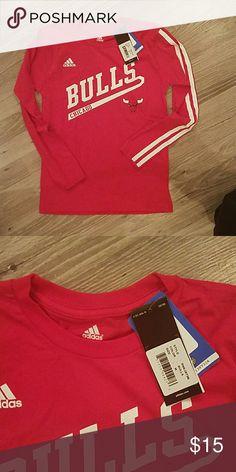 Adidas NBA Boys Tshirt NWT Adidas Shirts & Tops Tees - Long Sleeve