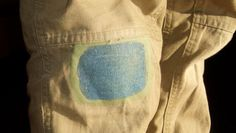 Sugru - Patch worn pants + 20 other fixes