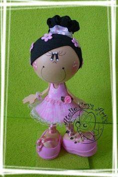 Fofucha bailarina  http://manualidadesamigas.foroargentina.net/