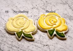 How to Make Dimensional Scribble Style Rose Cookies -- with Sweet Kissed Confections - boknee16@gmail.com - Gmail