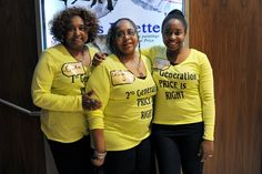 Price is Right fans show off their shirts Feb. 12, 2013 - Photo Gallery - AL.com