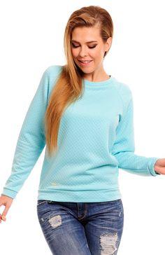 Lemoniade Amy bluza miętowy Najmodniejsza w tym sezonie bluza