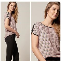 Swans Style is the top online fashion store for women. Kurti Sleeves Design, Kurti Neck Designs, Blouse Designs, Casual Outfits, Fashion Outfits, Womens Fashion, Sewing Blouses, Blouse Patterns, Look Chic