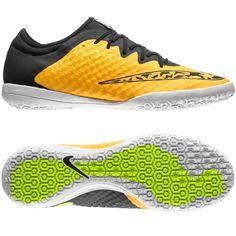 Nike - FC247 Elastico Finale III IC Oransje/Hvit/Sort/Neon