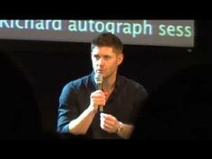 Jensen talking about Dean and Cas' relationship #JIB 2014