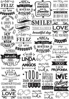 Lettering Tutorial, Lettering Design, Simple Doodles, Easy Doodle Art, Bullet Journal Inspiration, Scrapbook Albums, Planner Stickers, All You Need Is, Inspirational Quotes