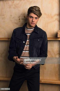 Jason Norman, Henry Danger Jace Norman, Norman Love, Jace Norman Snapchat, Celebrity Crush, The Fosters, Picture Video, Leather Jacket, Actors