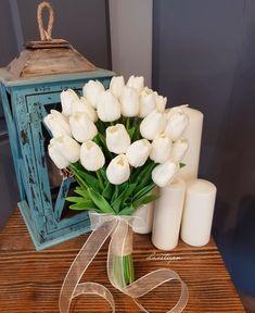 Invitation Card / Bridal Bouquet- Invitation Card / Bridal B March Wedding Flowers, Tulip Bouquet Wedding, Burgundy Wedding Flowers, Bride Flowers, White Tulip Bouquet, Mauve Wedding, Boquet, Flower Bouquets, Flower Crowns