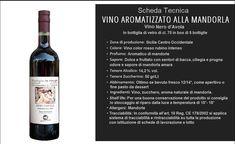 Vino aromatizzato alla mandorla - Le rouge 75cl Wine, Drinks, Bottle, Food, Red, Drinking, Beverages, Flask, Essen