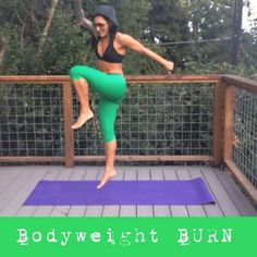 Bonus Abs Circuit #1 for your Challenge Workout | Betty Rocker