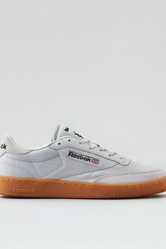 3c5d1a06b18 Reebok Club C 85 Gum Sole Sneaker Shoes