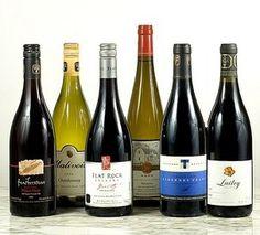 West Niagara wine region. Ontario / Canada.  Just six of 50 wineries in West Niagara.