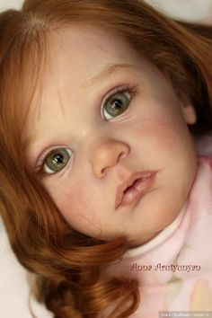 Волшебной красоты девочка реборн Mattia от Анны Арутюнян / Куклы Реборн: изготовление своими руками, фото, мастера / Бэйбики. Куклы фото. Одежда для кукол Reborn Doll Kits, Reborn Toddler Dolls, Reborn Babies, Doll Head, Doll Face, Victorian Dollhouse, Modern Dollhouse, Miniature Dolls, Miniature Houses