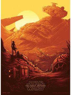 Star Wars - O Despertar da Força ganha belo pôster para versão em IMAX - Notícias de cinema - AdoroCinema