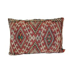 Vintage Atlas Mountain Berber Pillow