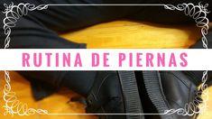 Ejercicios de Piernas / MARIA DOVAL BALLET